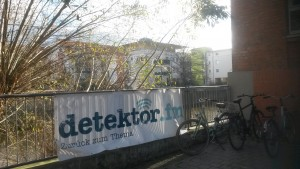 Besuch bei Detektor.fm in Leipzig - November