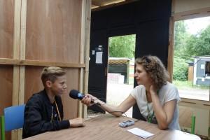 interview mit dem bürgermeister